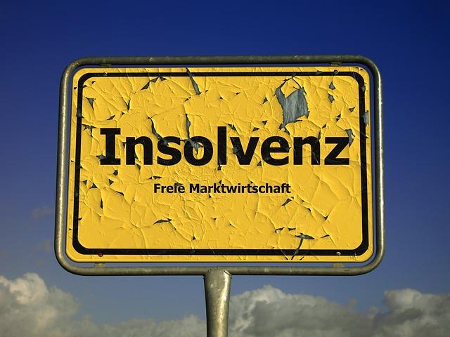 Qué hacer si mi empresa está en situación de insolvencia