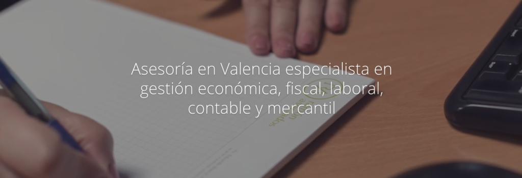 asesoría fiscal en valencia Ramon Asociados