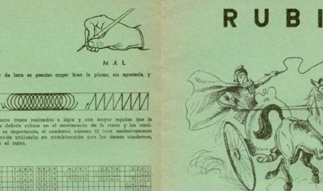 Los míticos Cuadernillos Rubio y cómo adaptar una empresa familiar valenciana al cambio