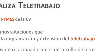 Ayudas para la digitalización del trabajo en la Comunidad Valenciana