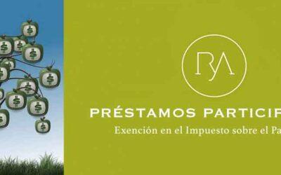 prestamos participativos impuesto sobre el patrimonio